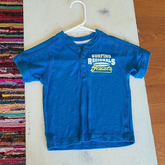 Surfing tshirt